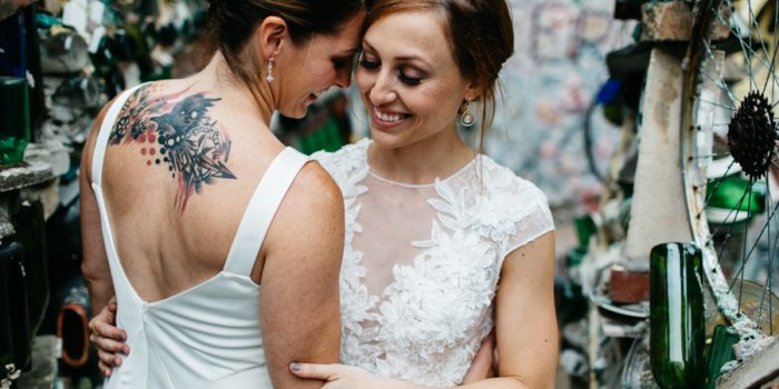 Ann + Jenai | Garden's Made Of Magic