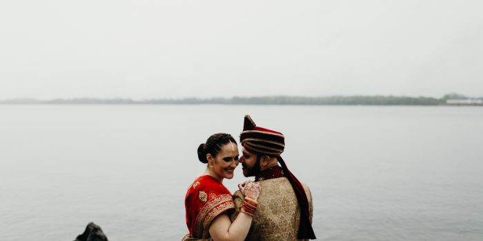 Amber + Prashant | Wedding Day