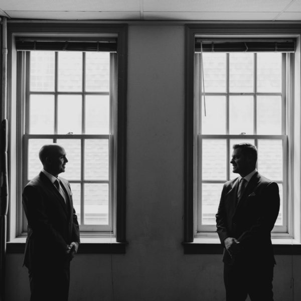 Joshua + Matt | Wedding Day | Philadelphia, PA