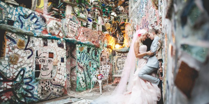 Robin + Jeannine | All Pink Everything