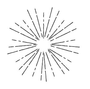 starburst small