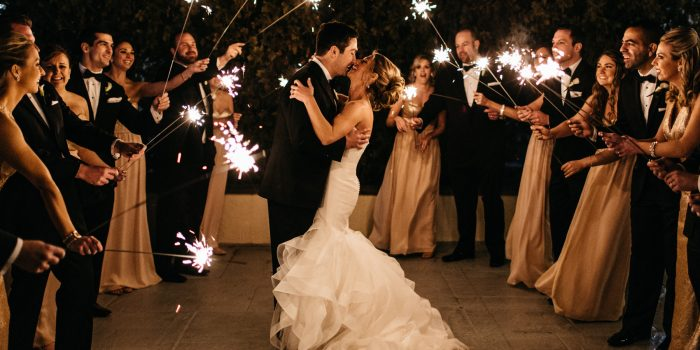 Brittany + Michael | A New Year's Eve Wedding