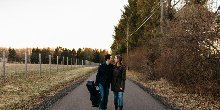 Kaleigh + Brett | Engagement Sesh