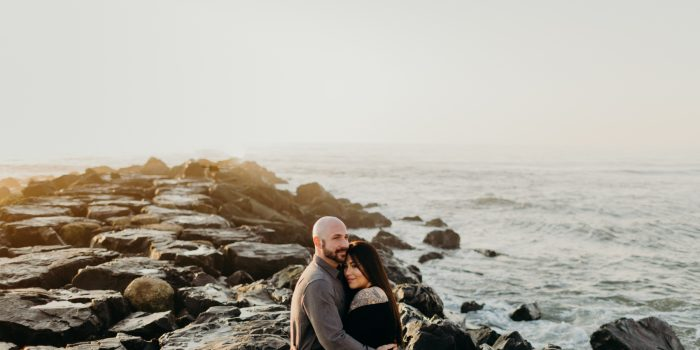 Viviana + Sean | Engagement Sesh