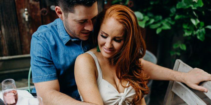 Lindsey + Steve | Engagement Sesh