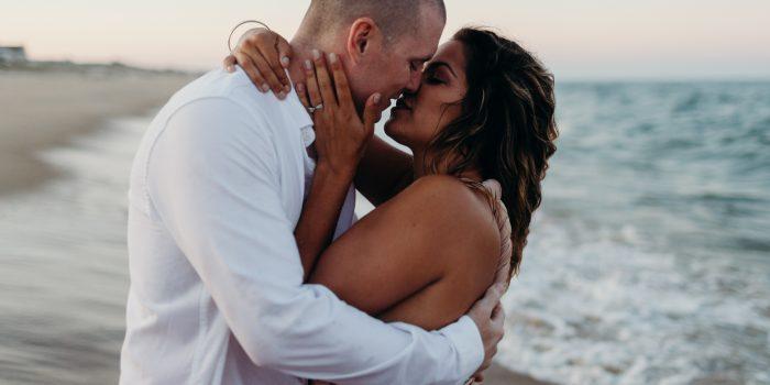 Samantha + Jay | Engagement Sesh