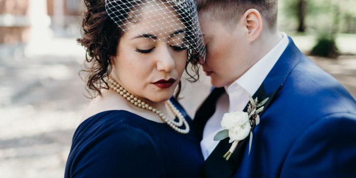 Janette + Gina | Wedding Day | Philadelphia, PA