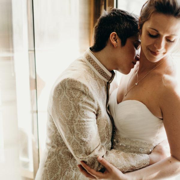 Jennie + Joanna   Wedding Day   Philadelphia, PA