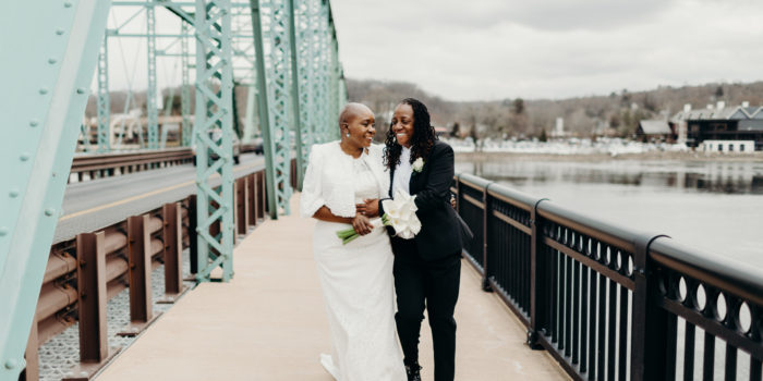 Darleen + Maxine | Wedding Day | New Hope, PA