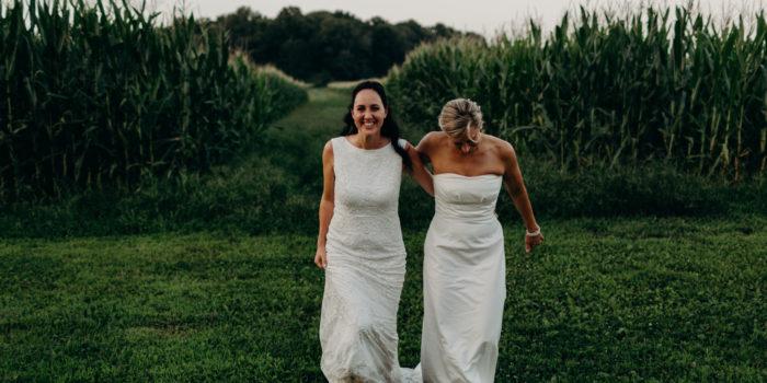 Jenn + Dani   Wedding Day   Princeton, NJ