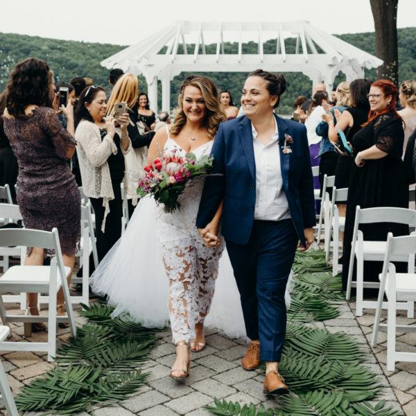 Kathryn + Christine | Wedding Day | Poughkeepsie, NY