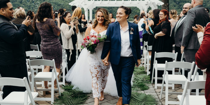Kathryn + Christine | Wedding Day | Poughkeepsie, NY