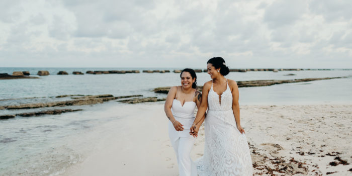 Silvana + Nicole | Wedding Day | Riviera Maya, Mexico