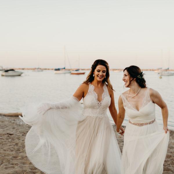 Lauren + Carly | Wedding Day | Milwaukee, Wisconsin
