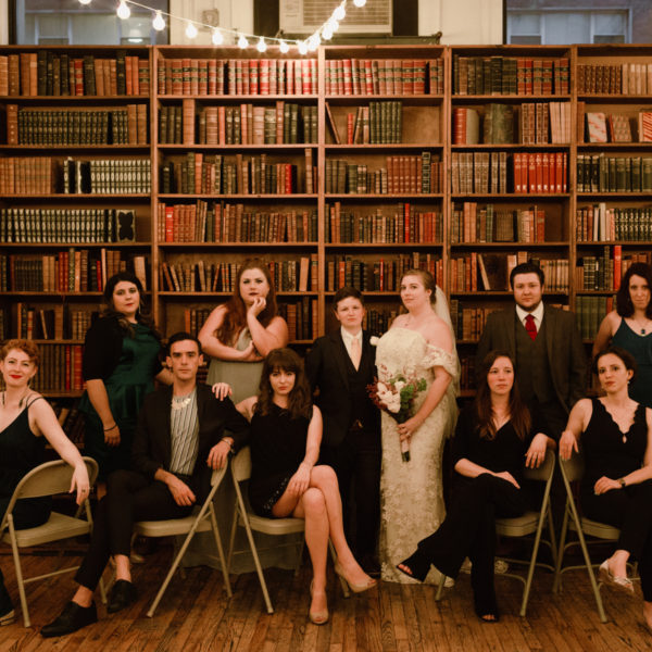 Cary + Rachel | Wedding Day | Manhattan, NY
