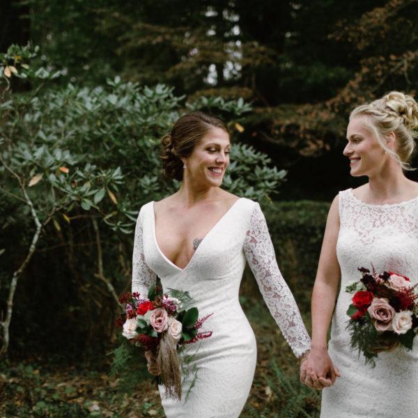 Sarah + Svenja | Wedding Day | Wilmington, DE