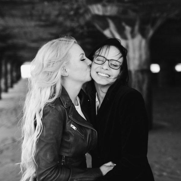 Shannon + Sara | Engagement Shoot | Asbury Park, NJ