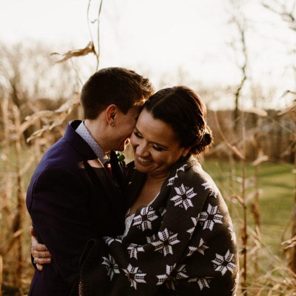 Sarah + Jenny | Wedding Day | Pottstown, PA