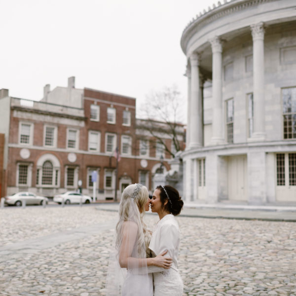 Shannon + Sara | Wedding Day | Philadelphia, PA