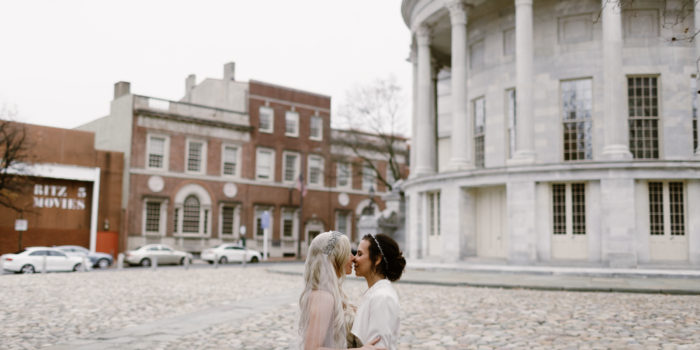 Shannon + Sara | Wedding Day | Philadelphia, PA