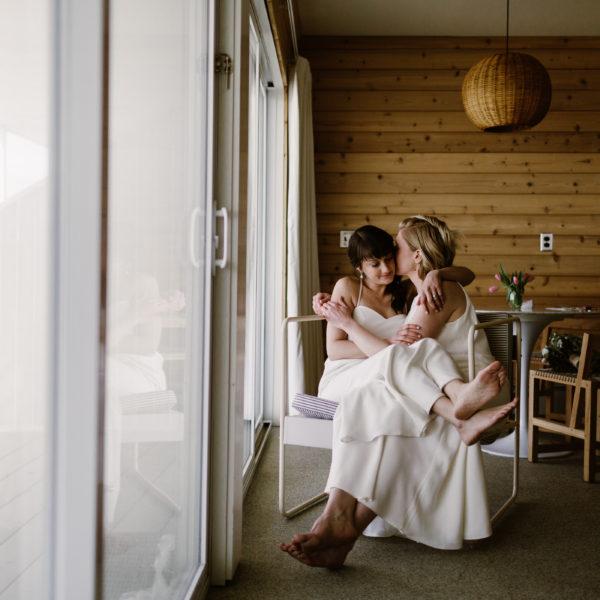 Sarah + Rebecca | Wedding Day | Greenport, NY