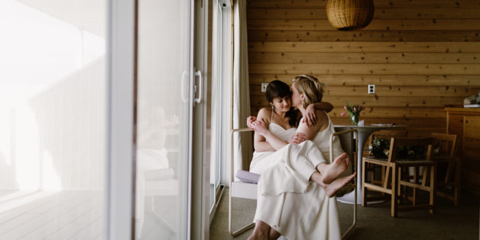 Sarah + Rebecca | Wedding Day | Greenport, NY
