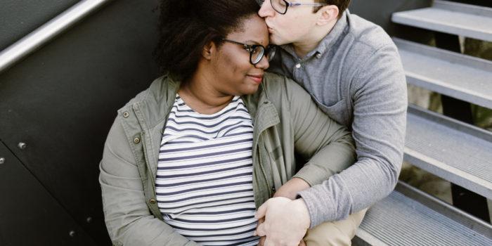 Ola + Wes | Engagement Shoot | Philadelphia, PA