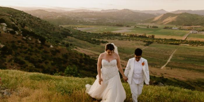 Nicole + Trea   Wedding Day   Escondido, CA