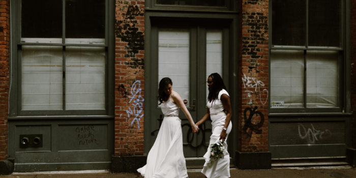 Madison + Ashley | Wedding Photography | New York, NY