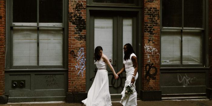 Madison + Ashley   Wedding Photography   New York, NY