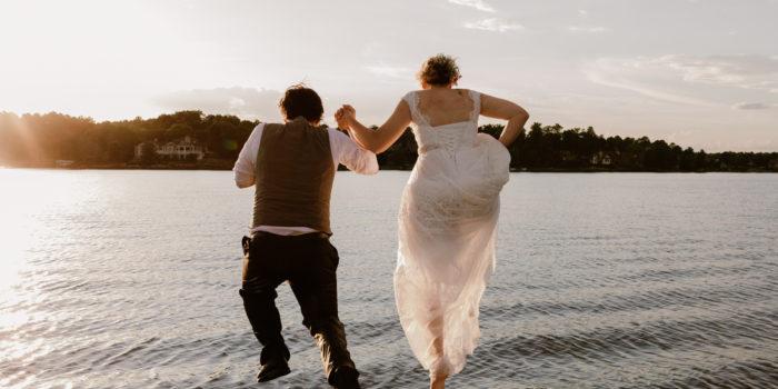 Kristin + Sean | Elopement | Lake Oconee, GA