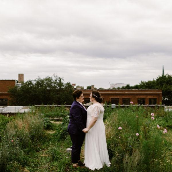 Felicia + Meghan | Wedding Day | Chicago, IL
