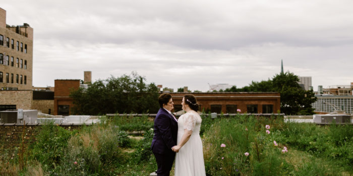 Felicia + Meghan   Wedding Day   Chicago, IL