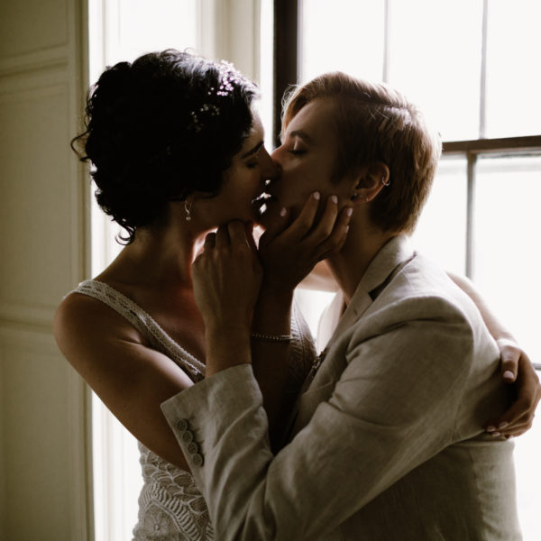 Haleh + Anna | Wedding Day | Phoenixville, PA