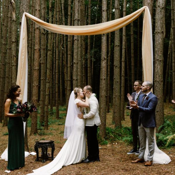 Meg + Toni | Wedding Day | Roxbury, NY