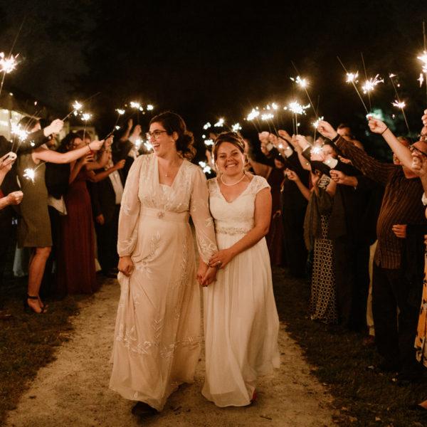 Ginger + Billierae | Wedding Day | Boston, MA