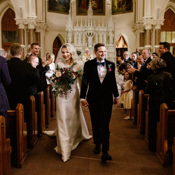 Caely + Mike | Wedding Day | Philadelphia, PA