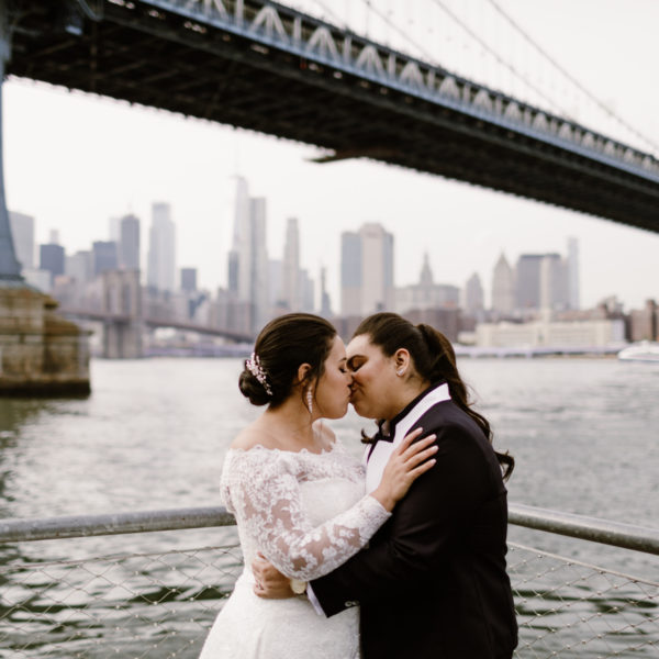 Jessica + Karina | Wedding Day | Brooklyn, NYC