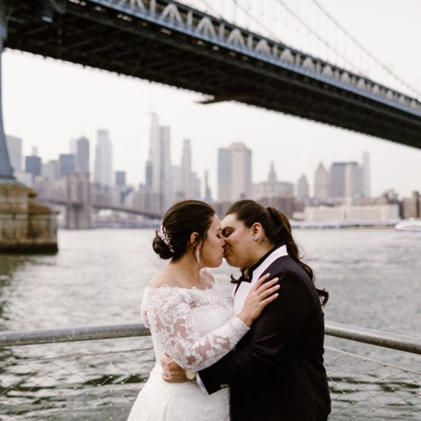Jessica + Karina | Wedding Day | Brooklyn, NYC