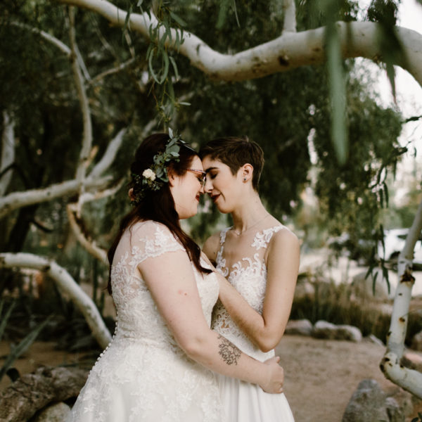 Michi + Caitlin | Wedding Day | Phoenix, AZ