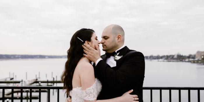 Alana + Vincent   Wedding Day   Red Bank, NJ